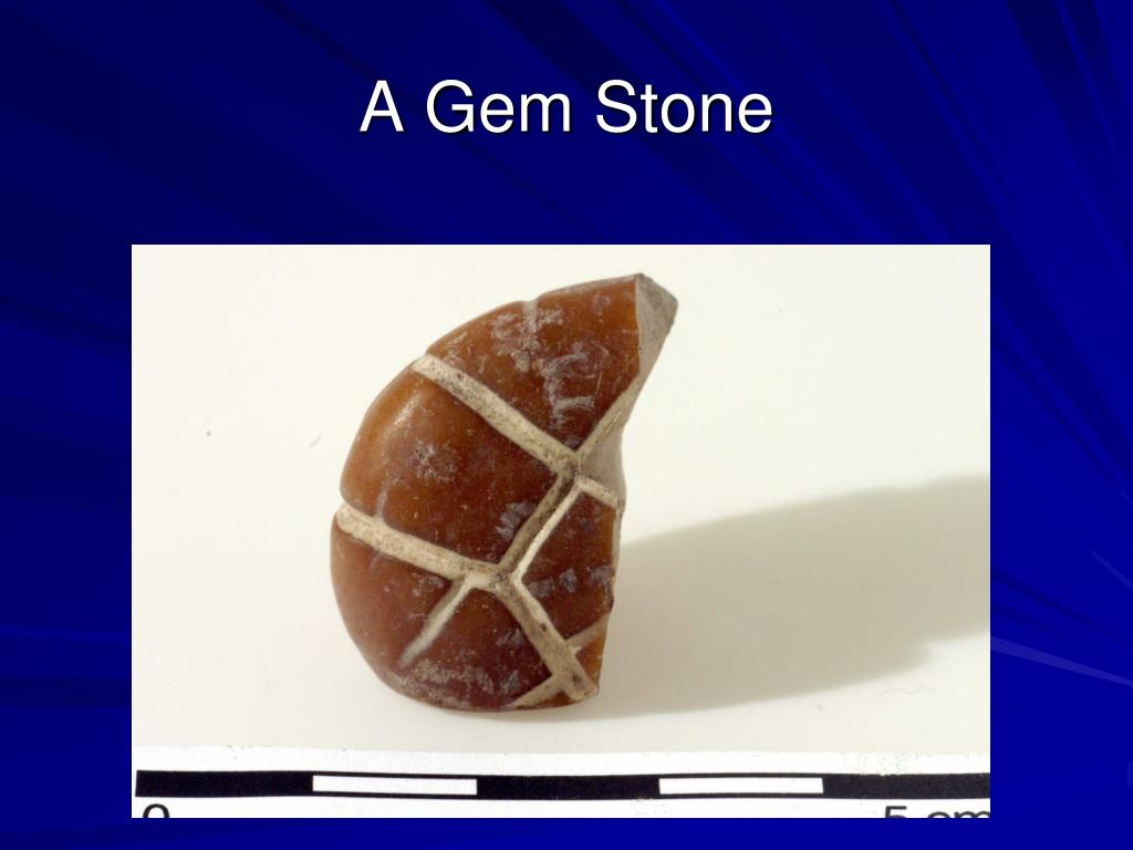 A Gem Stone