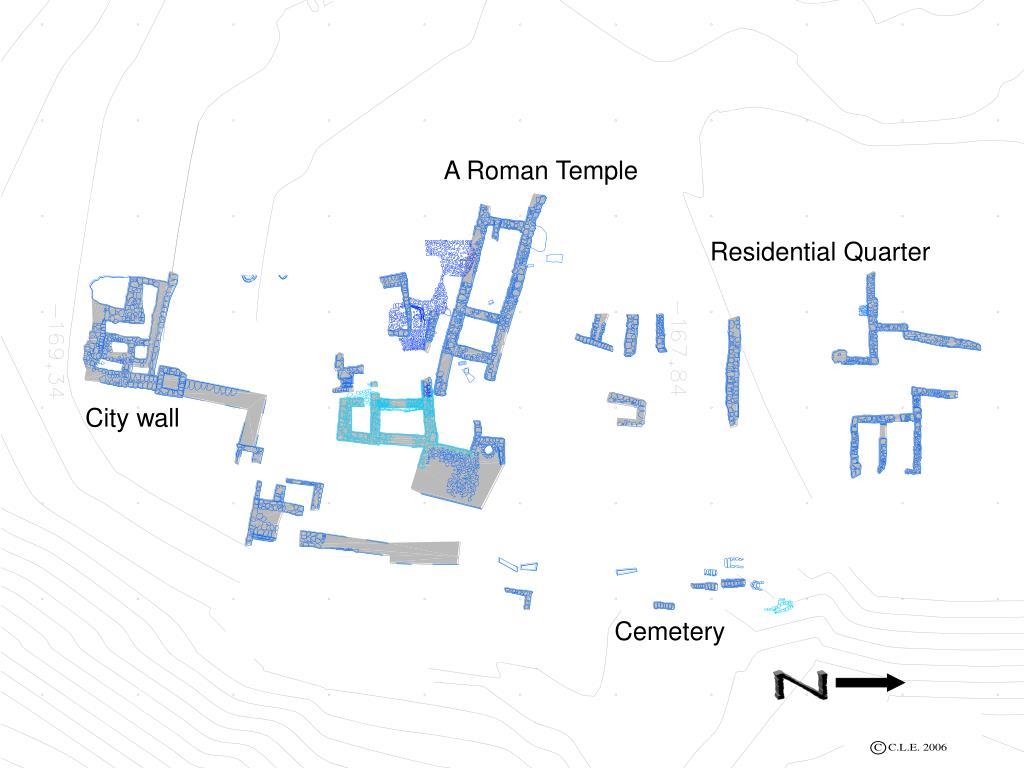 A Roman Temple