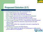 proposed solution 2 7