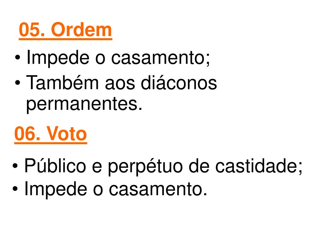 05. Ordem