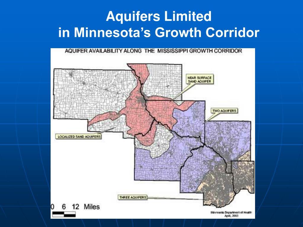 Aquifers Limited