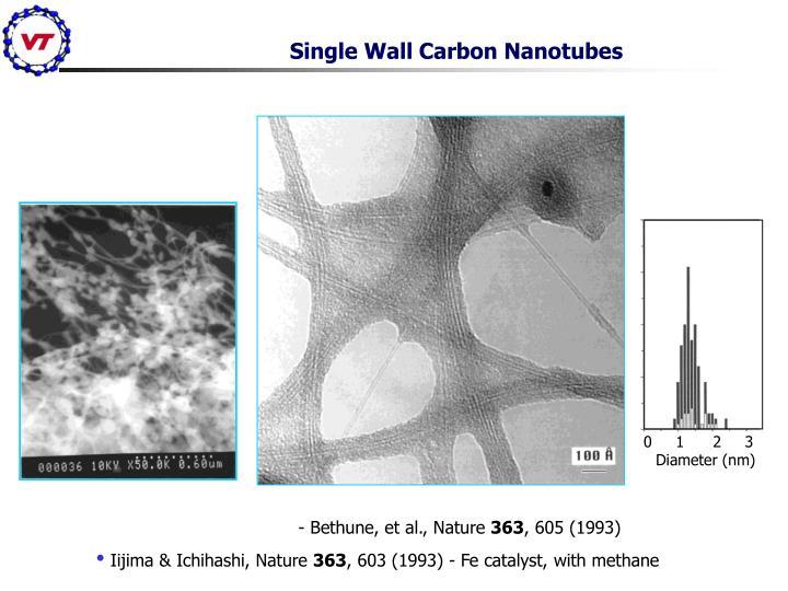 Single Wall Carbon Nanotubes