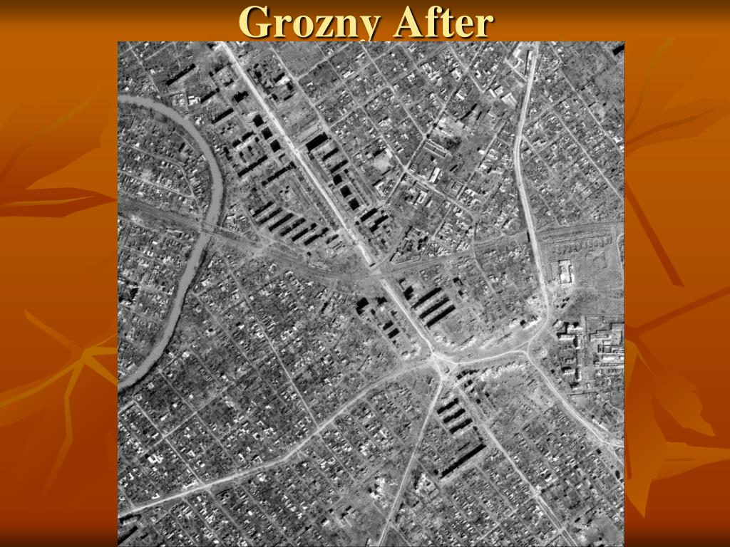 Grozny After
