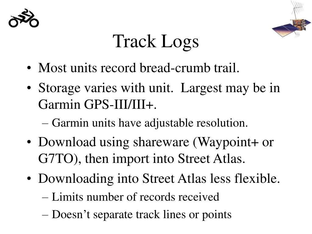 Track Logs