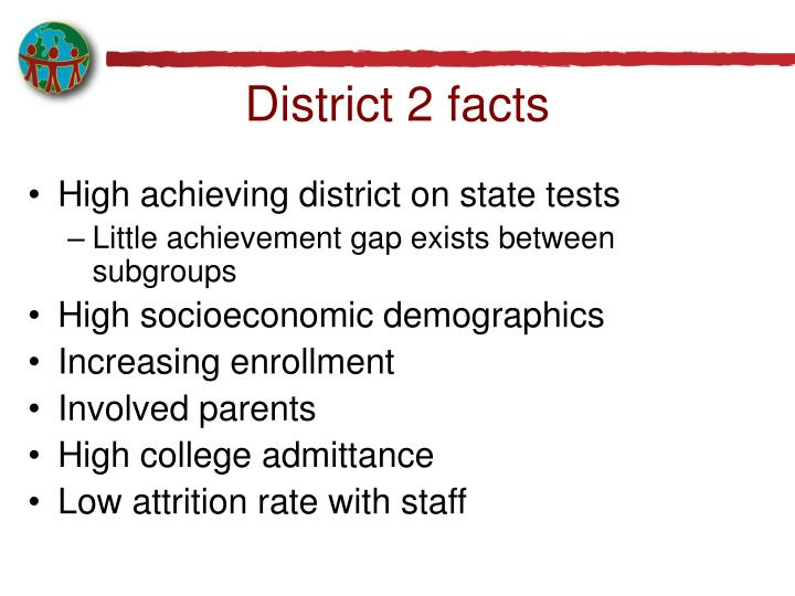 District 2 facts