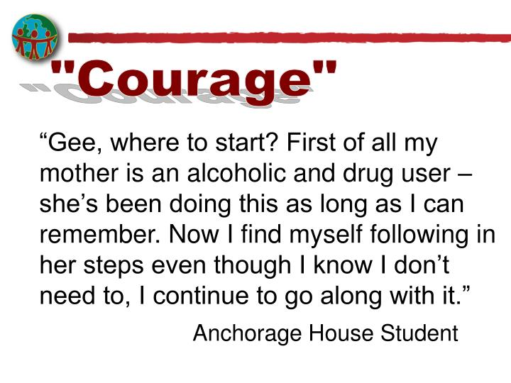 """""""Courage"""""""