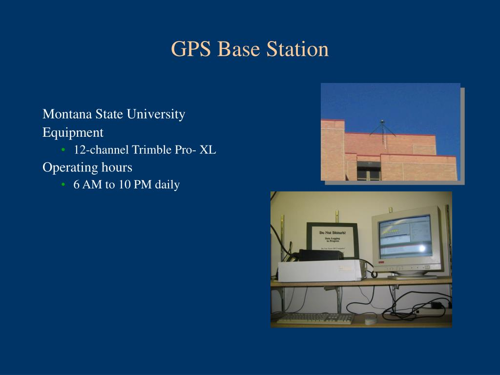 GPS Base Station