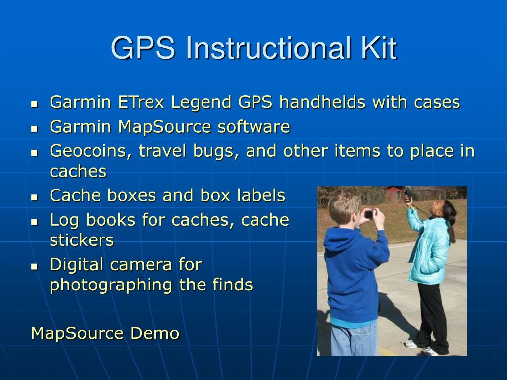 GPS Instructional Kit