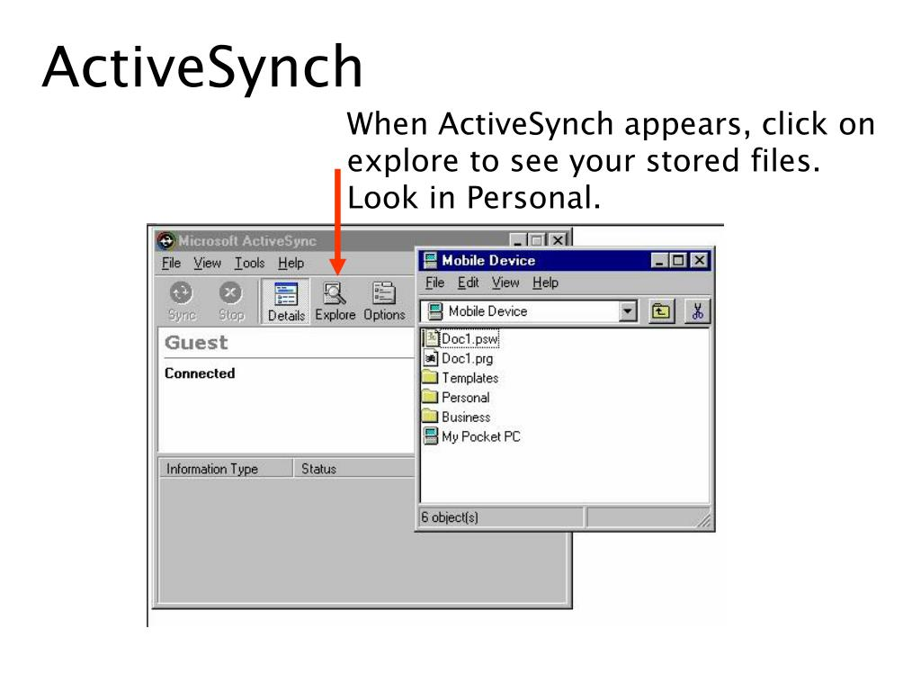 ActiveSynch