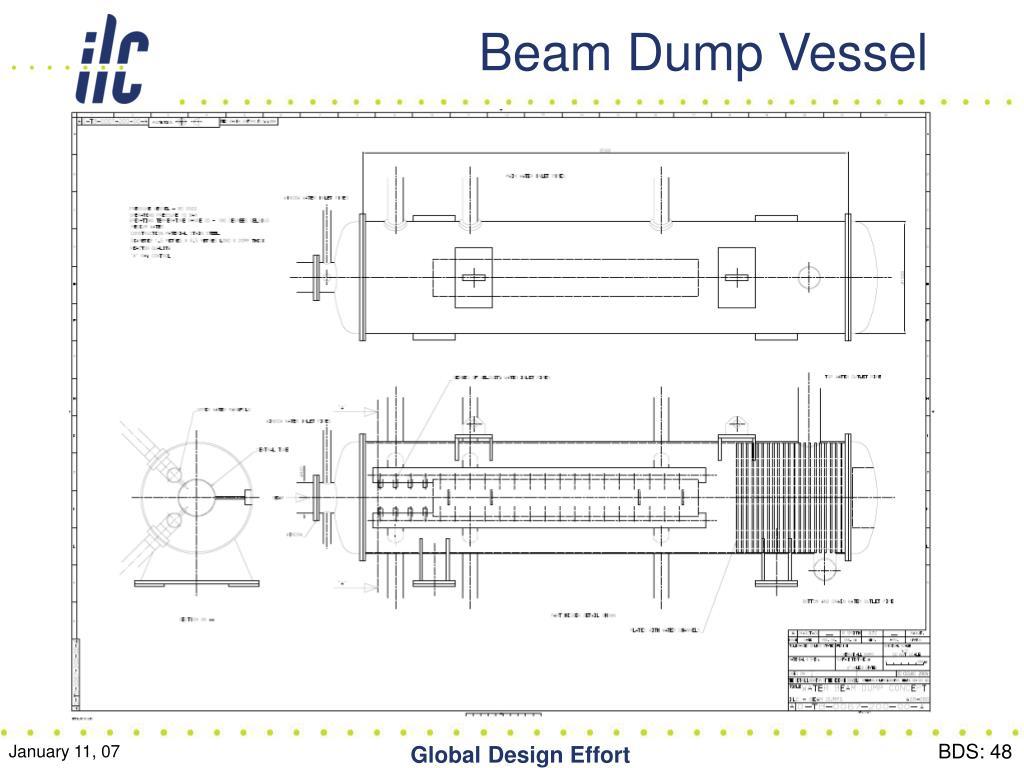 Beam Dump Vessel