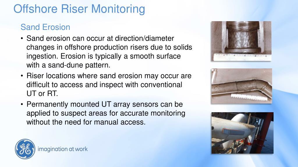 Offshore Riser Monitoring