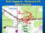 shift happens redmond or 2005 example