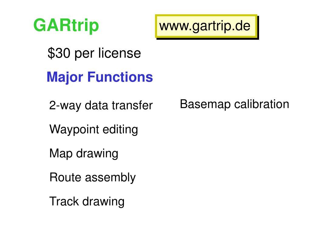 GARtrip