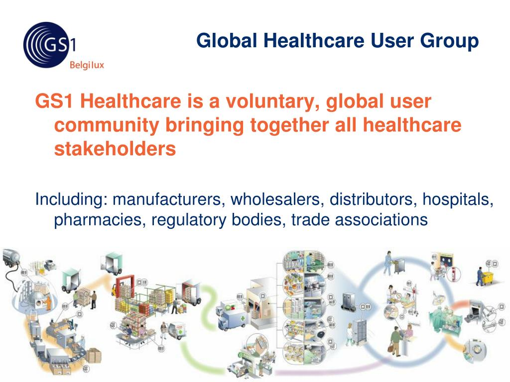 Global Healthcare User Group