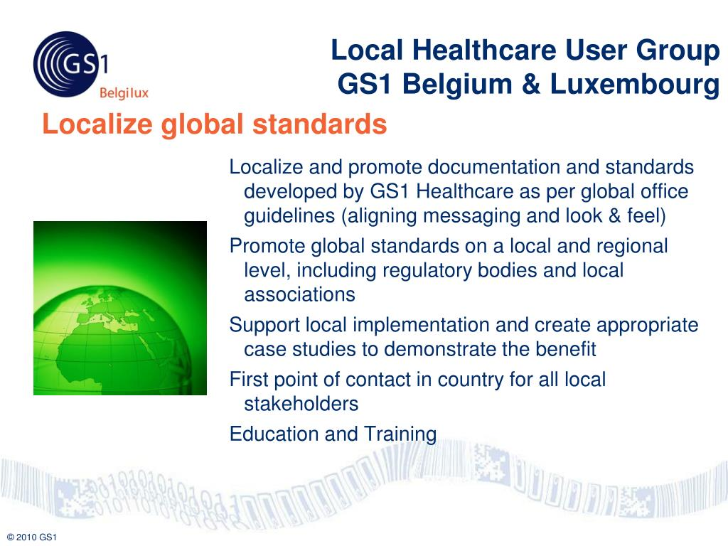 Local Healthcare User Group