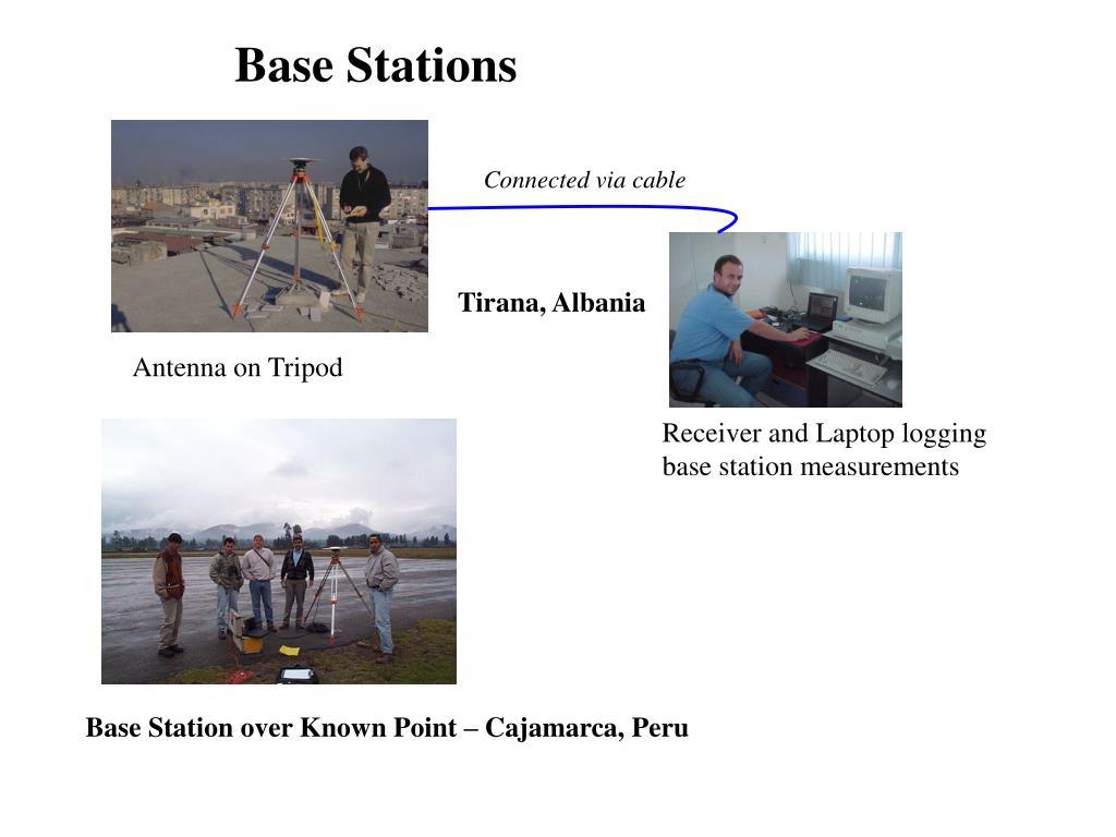 Base Stations