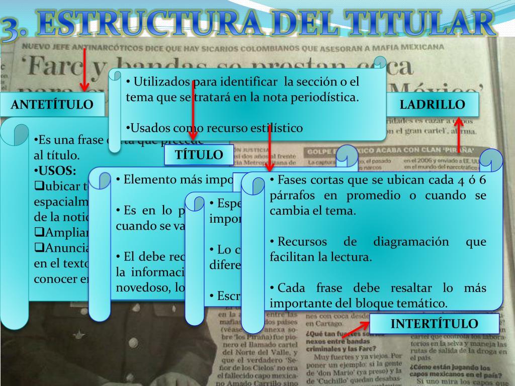 3. ESTRUCTURA