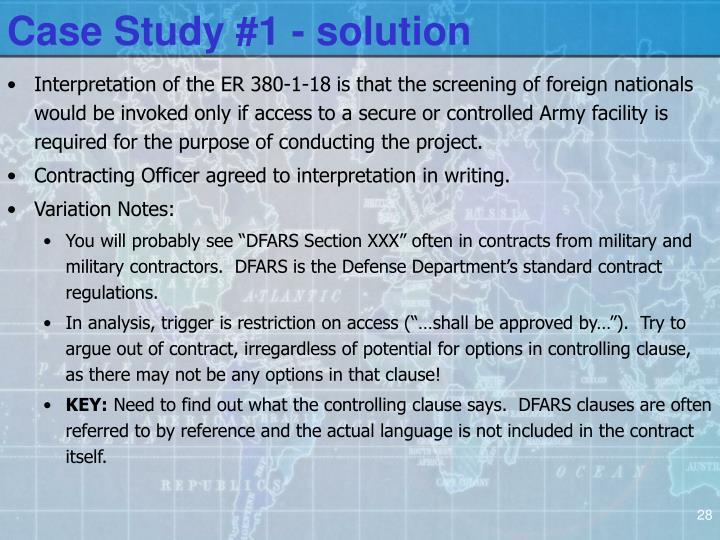 Case Study #1 - solution