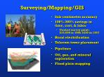 surveying mapping gis