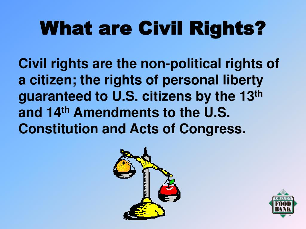 What are Civil Rights?