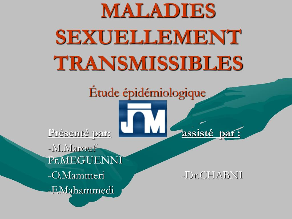 maladies sexuellement transmissibles
