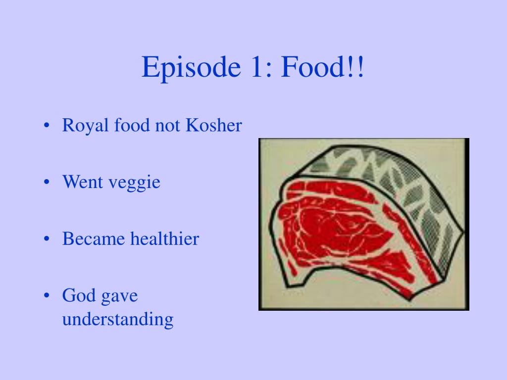 Episode 1: Food!!