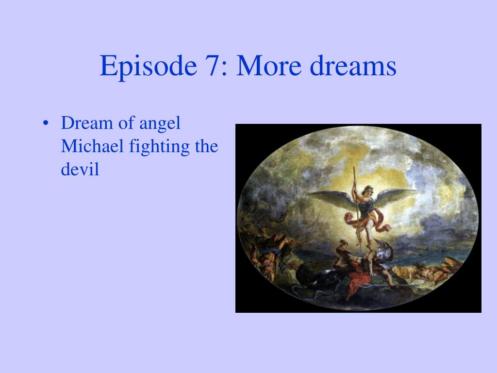 Episode 7: More dreams