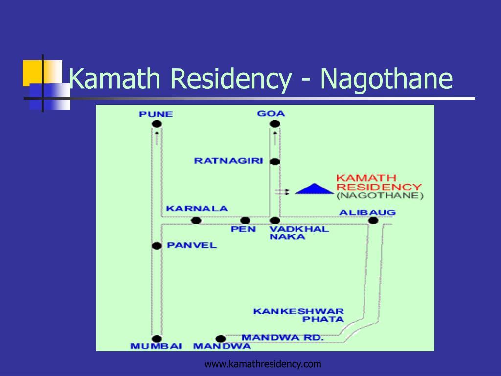 Kamath Residency - Nagothane