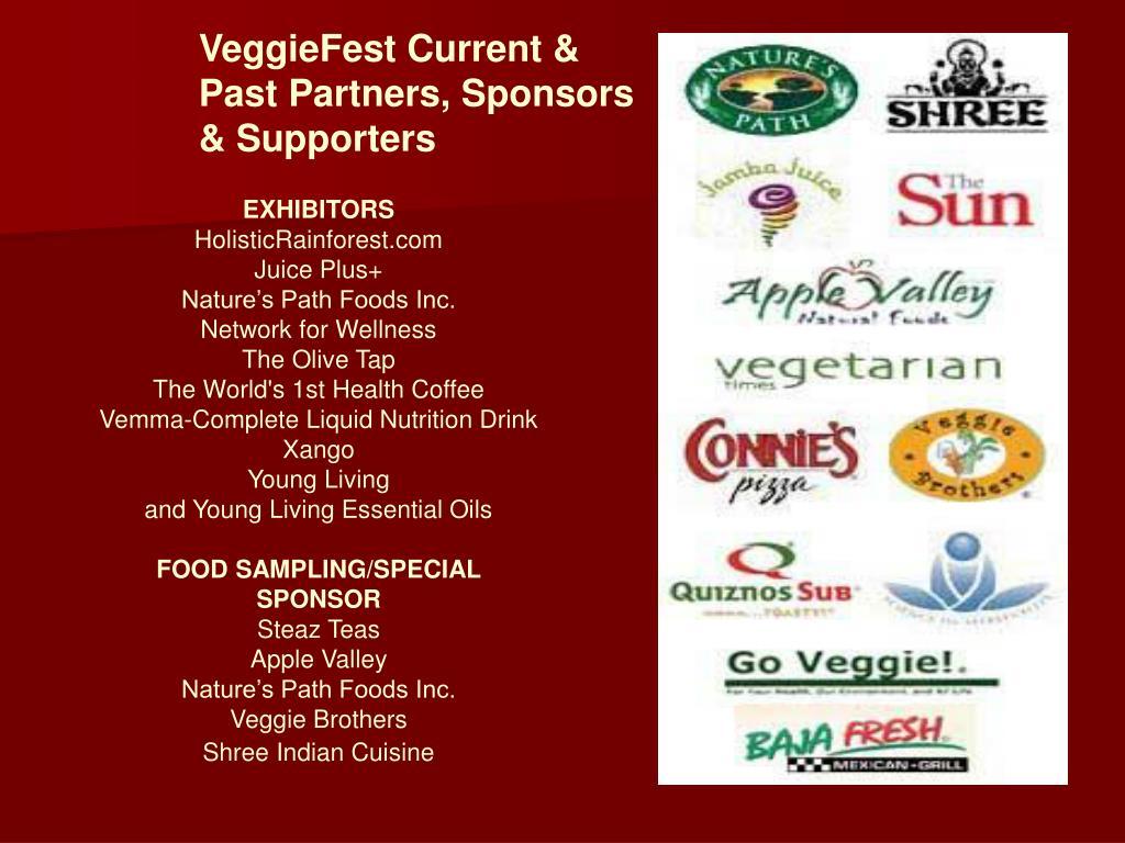 VeggieFest Current &
