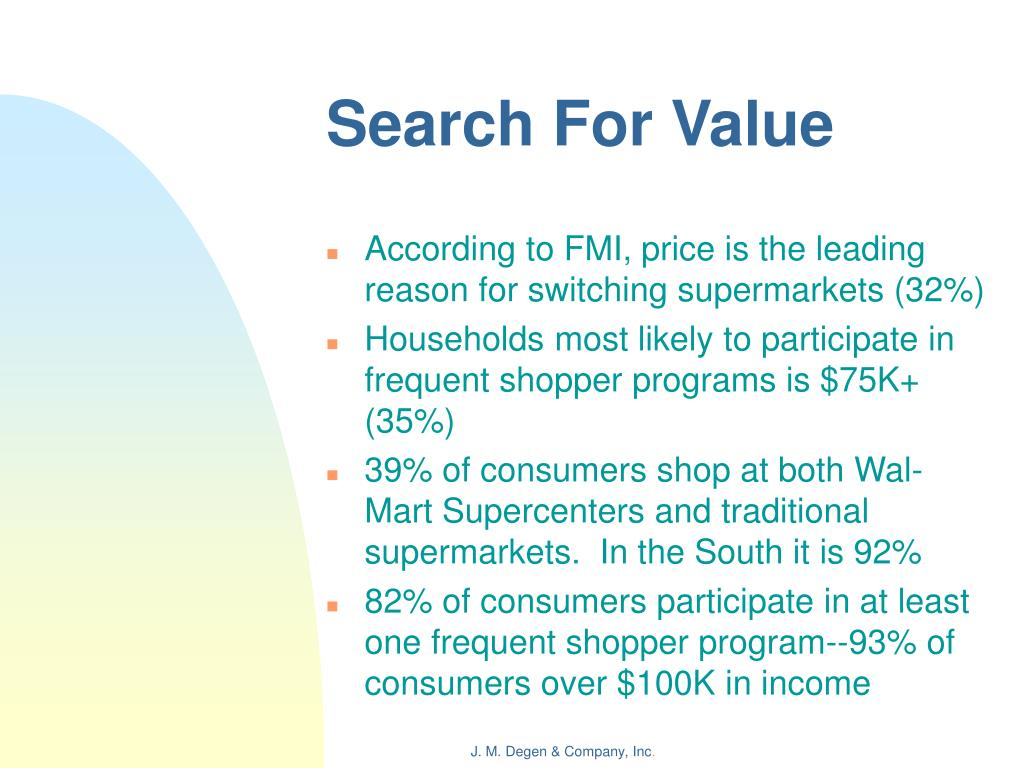 Search For Value