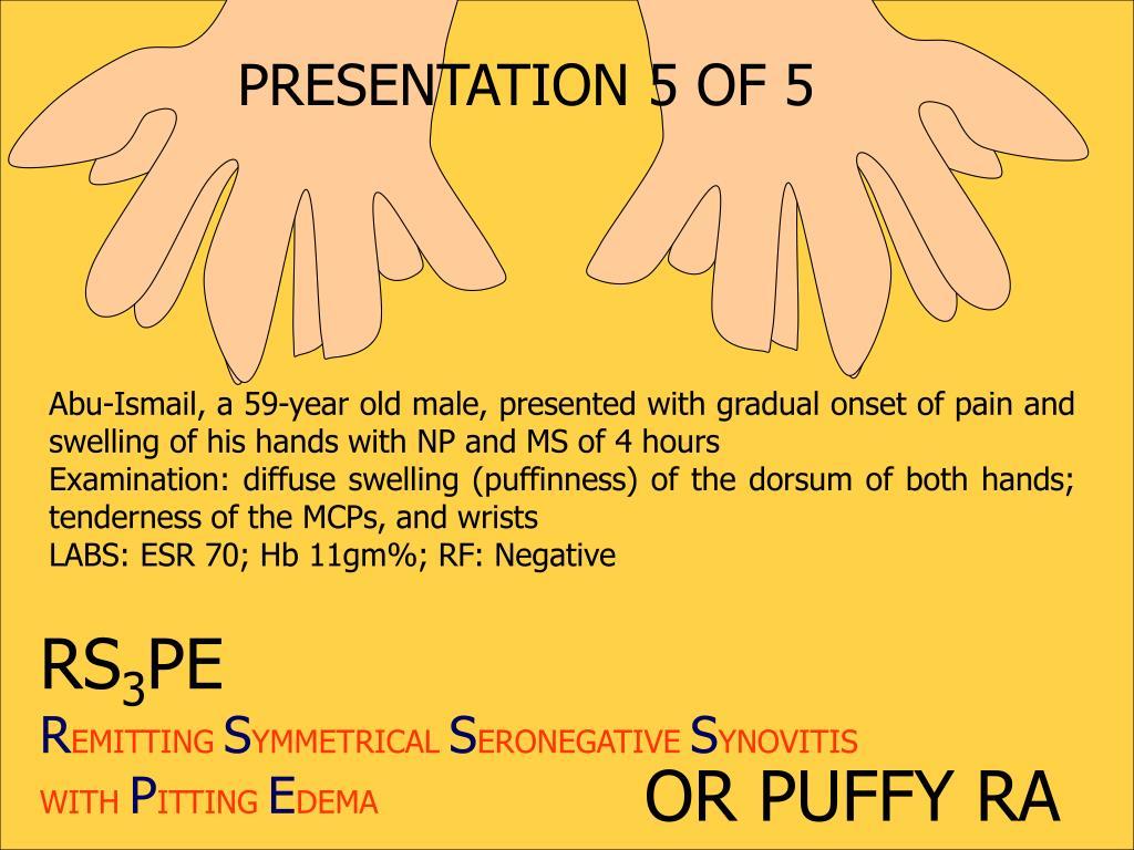 PRESENTATION 5 OF 5