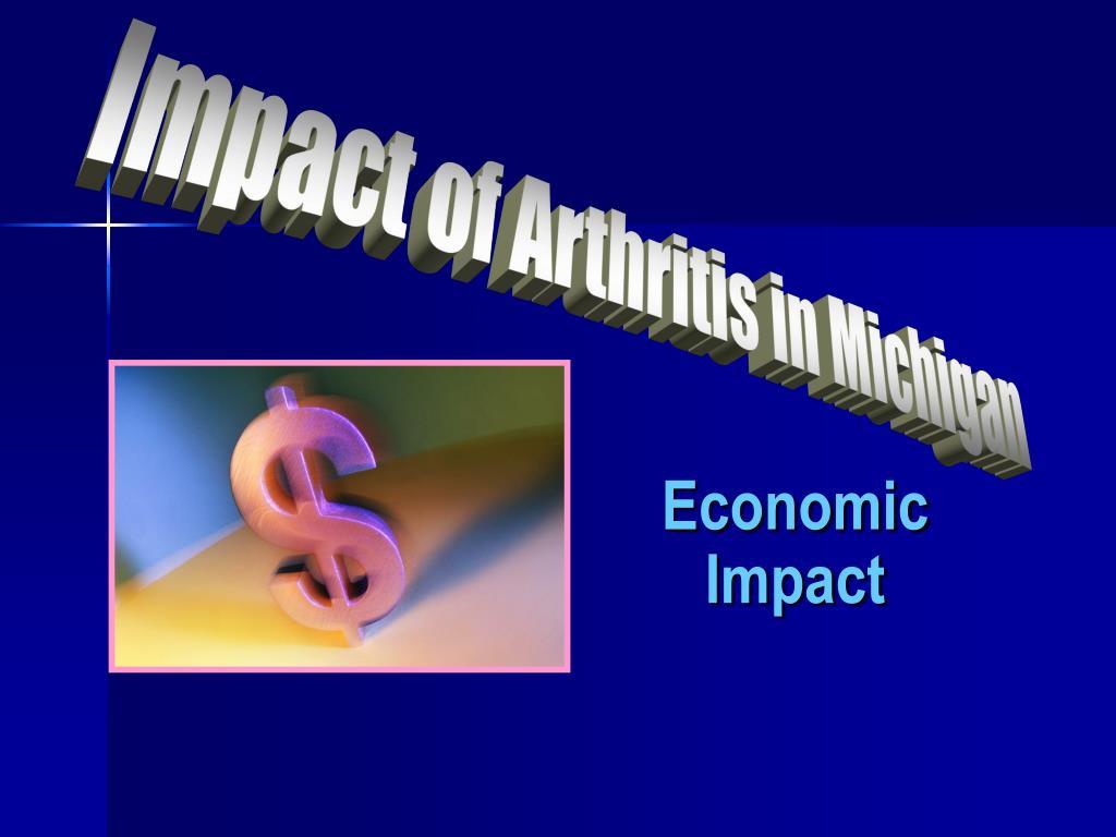 Impact of Arthritis in Michigan