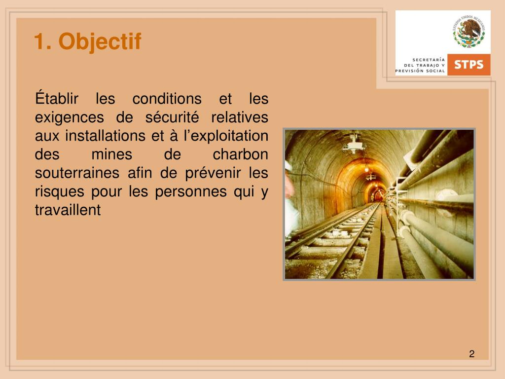 1. Objectif