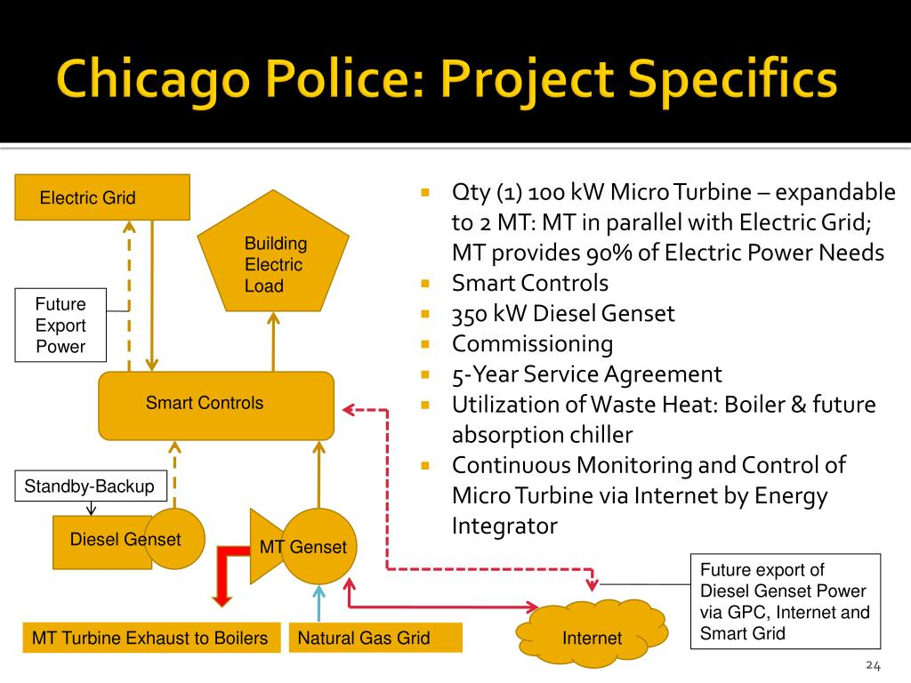 Chicago Police: Project Specifics