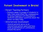 patient involvement in bristol41