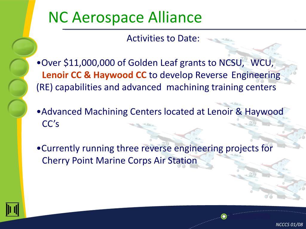 NC Aerospace Alliance