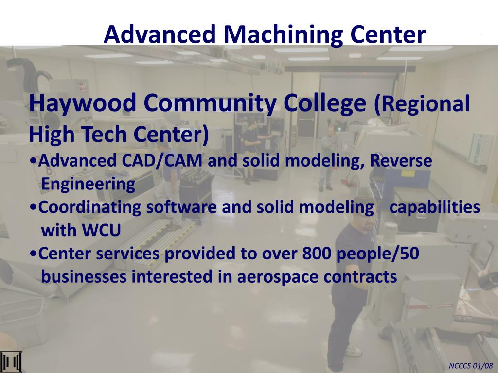 Advanced Machining Center