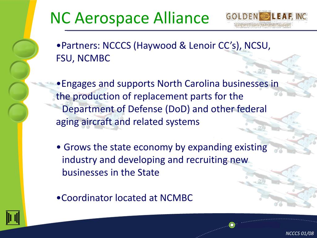 NC Aerospace Alliance