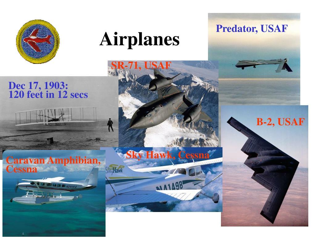 Predator, USAF