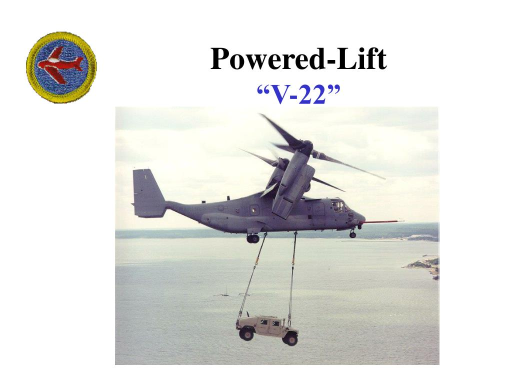 Powered-Lift