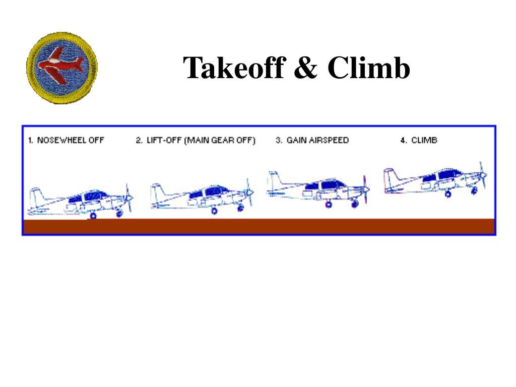 Takeoff & Climb