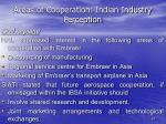 areas of cooperation indian industry perception21