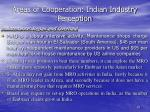 areas of cooperation indian industry perception22