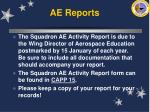 ae reports52