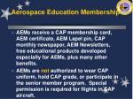 aerospace education membership70