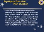 aerospace education plan of action62