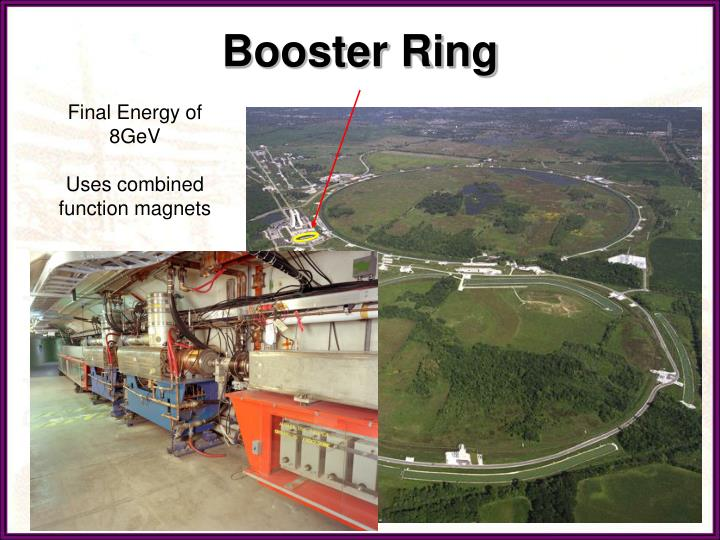 Booster Ring