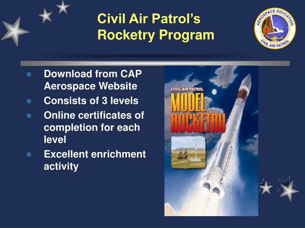 Civil Air Patrol's Rocketry Program