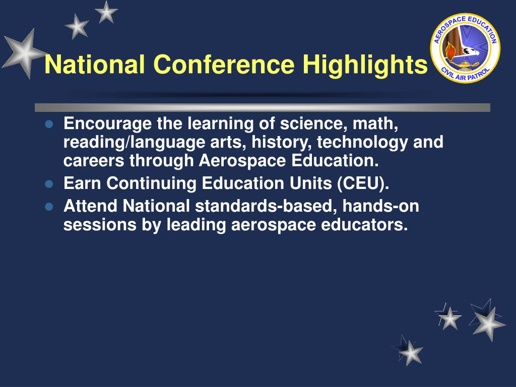 National Conference Highlights