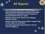 ae reports58